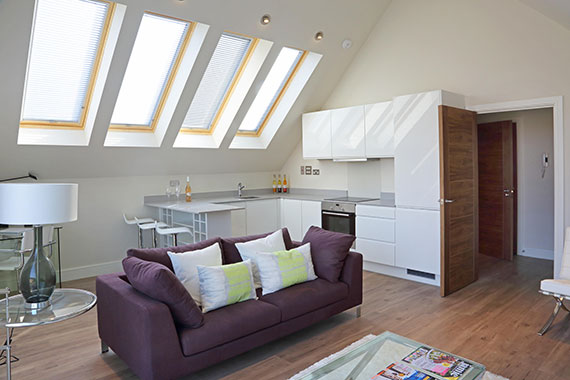 Stuck For Loft Conversion Ideas Think