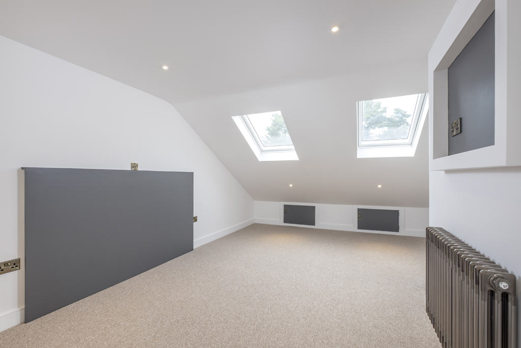 loft conversion wood green